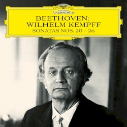 WILHELM KEMPFF - BEETHOVEN: PIANO SONATA #23 IN F MINOR, OP. 57,