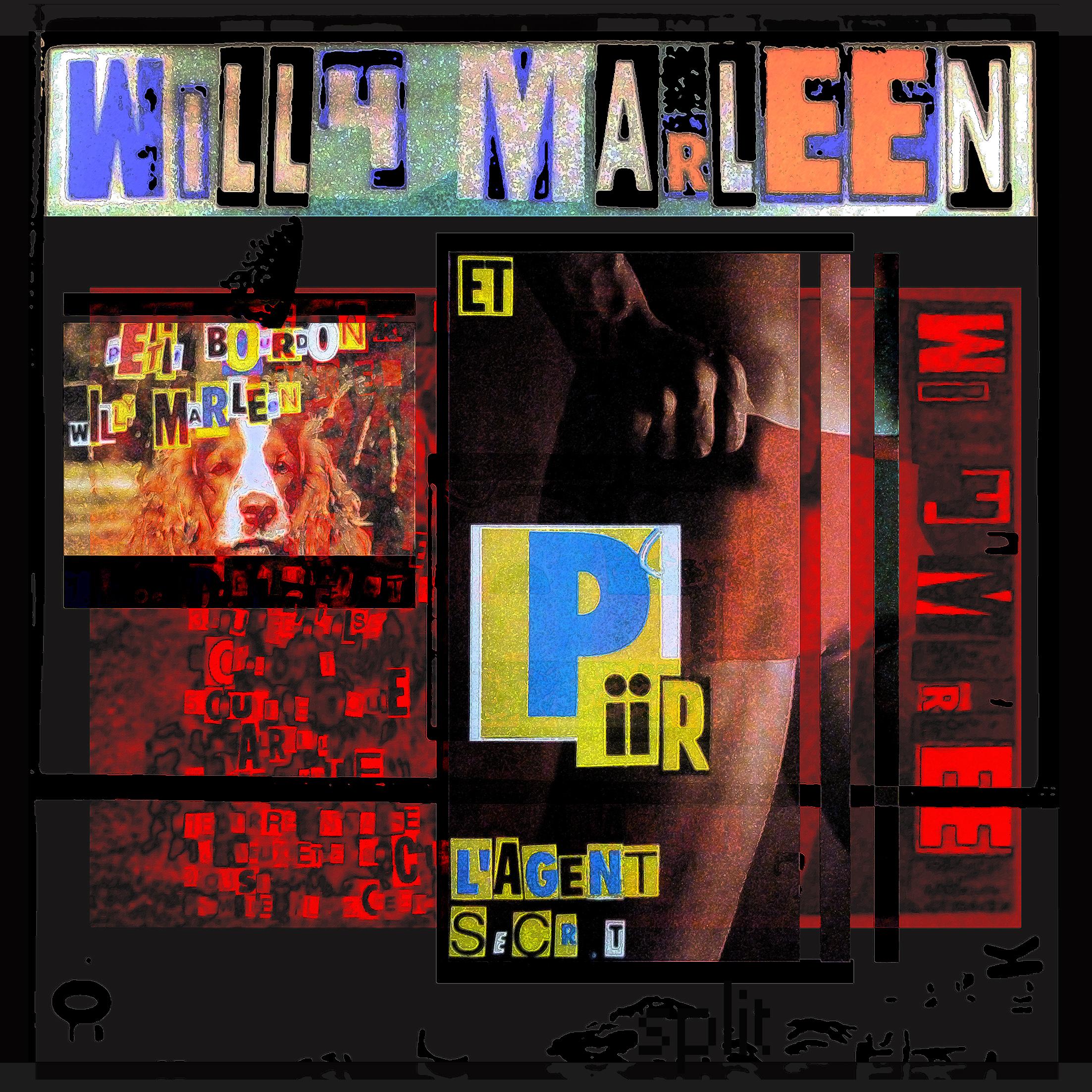 Petit Bourdon X PYR X Willy Marleen – K7 Split Petit Bourdon X PYR X Willy Marleen